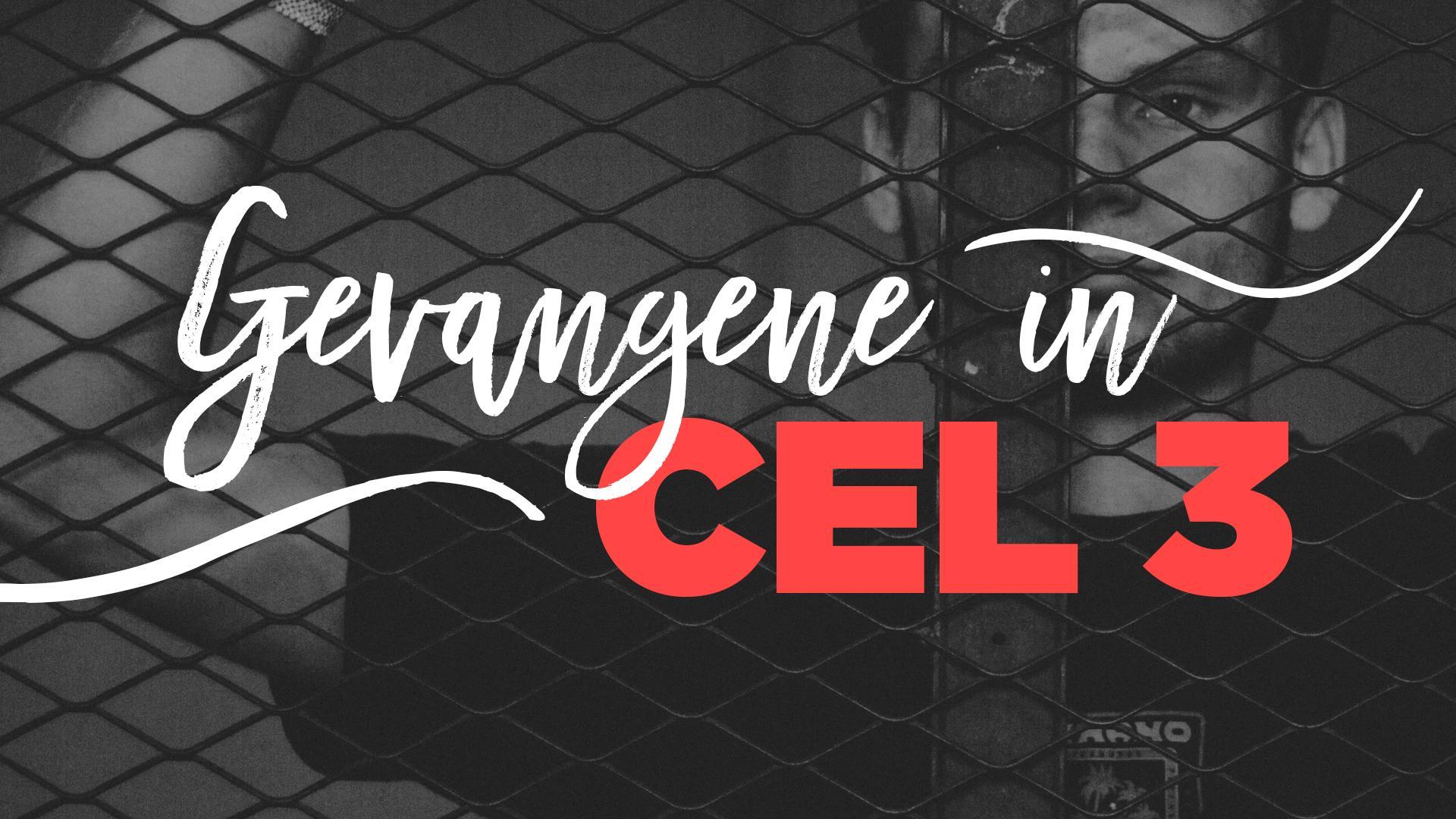 Bekijk de laatste preek van Cees Bots over Gevangene in cel 3