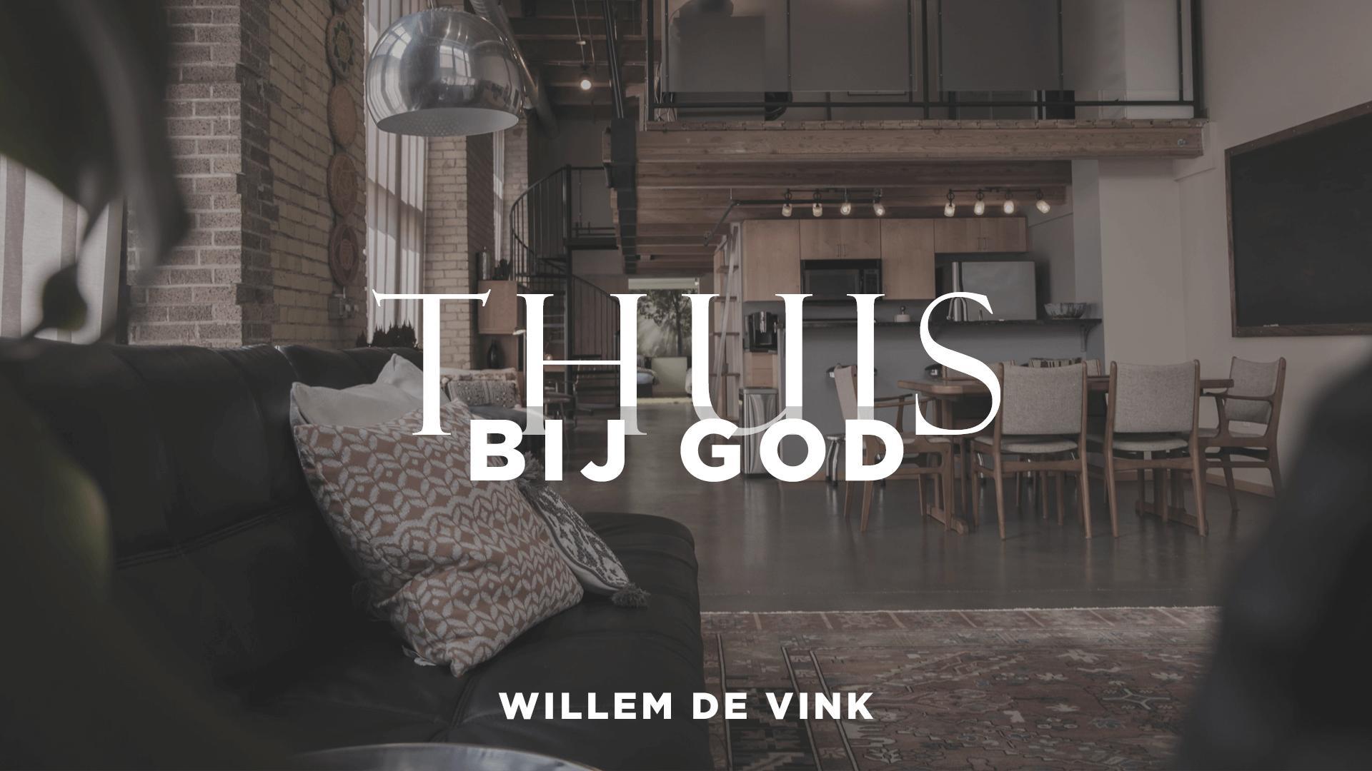 Bekijk de laatste preek van Willem de Vink over Thuis bij God